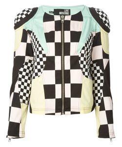 Love Moschino | Куртка С Оптическим Узором