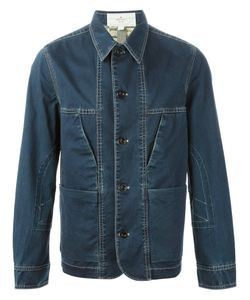 Paul Smith Red Ear | Cotton Denim Jacket From