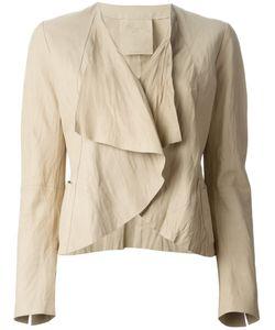 RAW + | Куртка С Широкими Лацканами