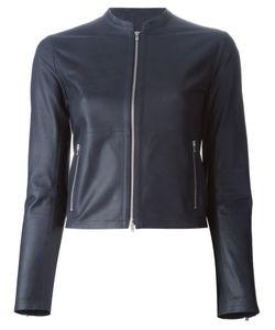 RAW + | Укороченная Куртка На Молнии