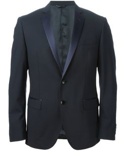 Claudio Tonello | Stretch Virgin Wool Tailored Blazer From