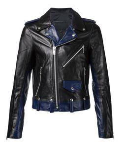 99 IS | Байкерская Куртка С Панельным Дизайном