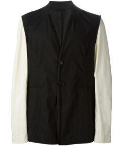 Ann Demeulemeester | Куртка С Контрастными Рукавами