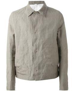 TAICHI MURAKAMI | Куртка-Рубашка Konjak