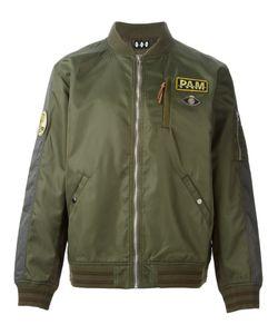 PAM PERKS AND MINI | Куртка Бомбер С Аппликацией