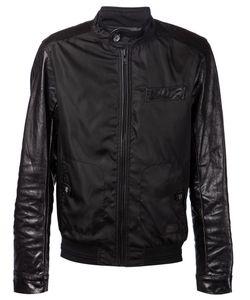 Prps Goods & Co. | Куртка С Кожаными Рукавами
