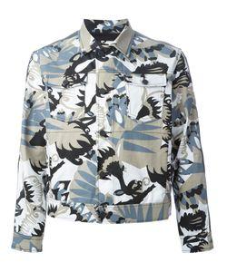 Kit Neale | Джинсовая Куртка С Абстрактным Принтом