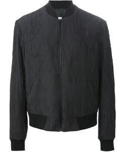 Maison Margiela | Куртка-Бомбер С Полосатыми Панелями