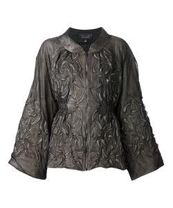 Iris Van Herpen | Куртка С Тиснёным Узором В Форме Зубов