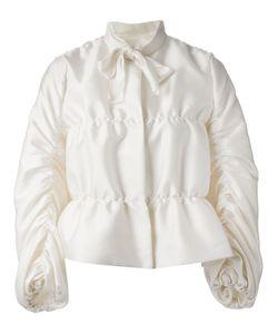 Lanvin | Драпированная Куртка