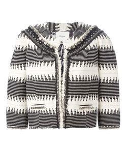 Bydanie | Декорированная Куртка С Зигзагообразным Узором