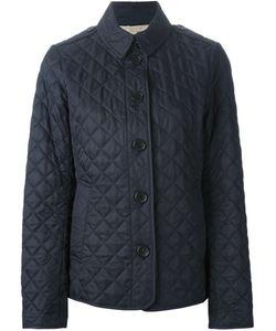 Burberry Brit | Куртка В Рельефную Клетку