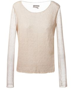 LOCAL FIRM | Exo Knit Top