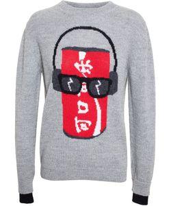 ASHLEY WILLIAMS | Coca Cola Alpaca Sweatshirt