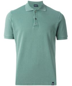 Drumohr | Cotton Polo Shirt From