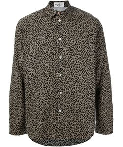 Paul Smith Red Ear | And Cotton Shirt From Featuring A Classic Collar A Front Button Fastening Long Sleeves Button Cuffs A Small Print And A Straight Hem