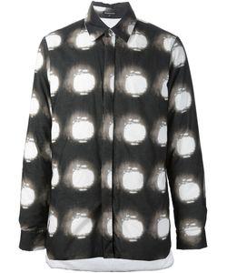 Ann Demeulemeester | Рубашка С Принтом