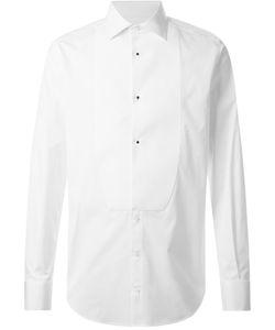 Dolce & Gabbana | Классическая Рубашка С Нагрудником