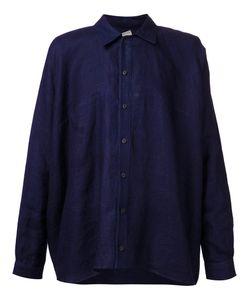 JAN JAN VAN ESSCHE | Linen Oversized Shirt From