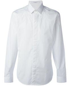 Givenchy | Рубашка С Вышивкой