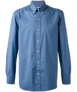 CAMOSHITA BY UNITED ARROWS | Cotton Button Down Collar Shirt From