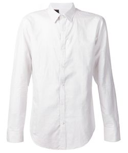 N. Hoolywood | Linen Blend Classic Shirt From N