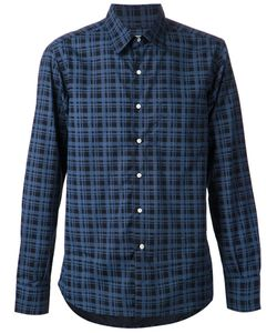 OVADIA & SONS | Cotton Checked Shirt From