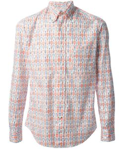 GITMAN BROS | Multicoloured Cotton Woodies Shirt From