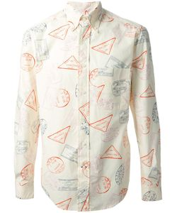 GITMAN BROS | Stamp Print Shirt