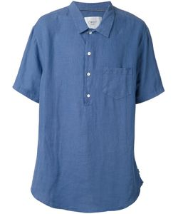 CWST | Denim Cotton Front Pocket Shirt From