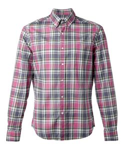 Michael Bastian | Cotton Plaid Shirt From