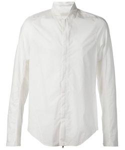 ABASI ROSBOROUGH | Перфорированная Рубашка С Воротником-Стойкой
