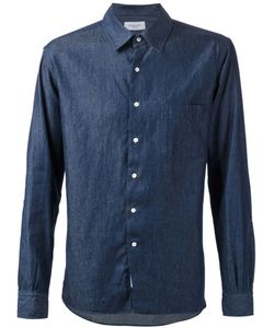 OVADIA & SONS | Cotton Classic Denim Shirt From