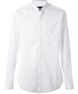 Lanvin | Рубашка С Воротником-Мандарин