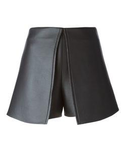 Pas Du Tout | Cashmere Wool Mohair And Alpaca Blend A-Line Shorts From