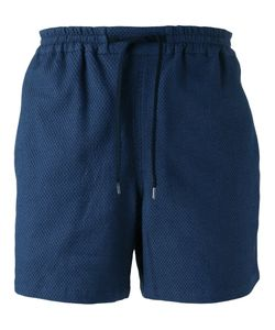 A Kind Of Guise | Cotton And Virgin Wool Blend Sethos Shorts From