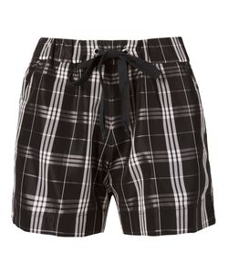 VITORINO CAMPOS | Checked Shorts