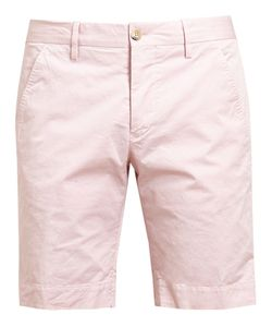 BROWNS | Cotton Poplin Shorts From
