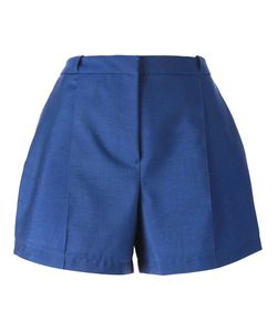 ETIENNE DEROEUX   Mohair-Wool Blend Base Shorts From