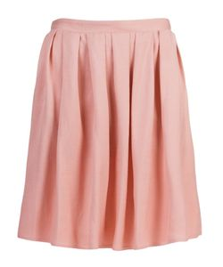 EMANNUELLE JUNQUEIRA | Pleated Skirt