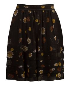 VITORINO CAMPOS | Layered Skirt