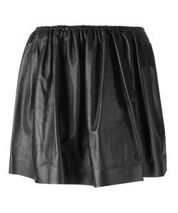 DE TOMASO | Leather Alex Skirt From