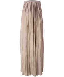 Lanvin | Pleated Maxi Skirt