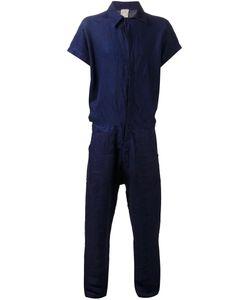 JAN JAN VAN ESSCHE | Linen Oversized Jumpsuit From