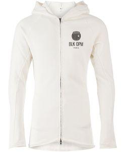 BLK OPM | Толстовка На Молнии С Капюшоном И Логотипом