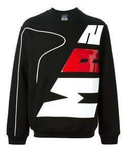 NASIR MAZHAR | And Cotton Applique Sweatshirt From