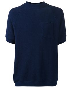THADDEUS O'NEIL | Cotton Short Sleeve Sweater From