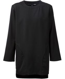0dd.   Curved Seam Sweatshirt