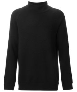 SYSTEM HOMME | Funnel Neck Sweater
