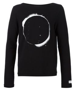 00:00:MM  MIDNIGHT METHODS/PARIS | And Stretch Cotton Eclipse Sweater From